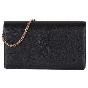 SAINT LAURENT❤️NEW❤️Belle de Jour wallet on chain